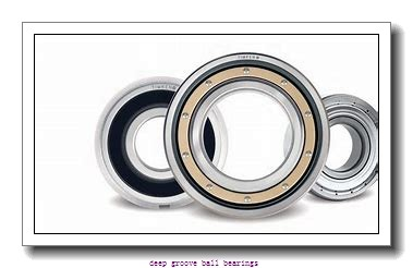 45 mm x 85 mm x 49,2 mm  FYH ER209 deep groove ball bearings