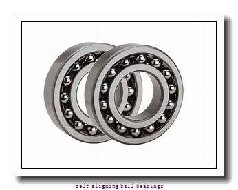 70 mm x 125 mm x 31 mm  NSK 2214 self aligning ball bearings