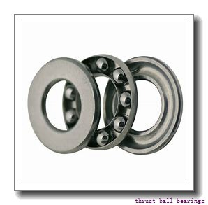 360 mm x 540 mm x 82 mm  SKF NU 1072 MP thrust ball bearings