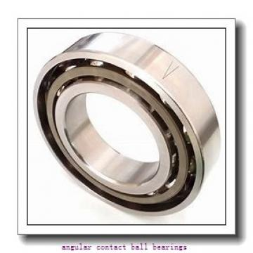 70 mm x 125 mm x 24 mm  SNFA E 270 7CE1 angular contact ball bearings
