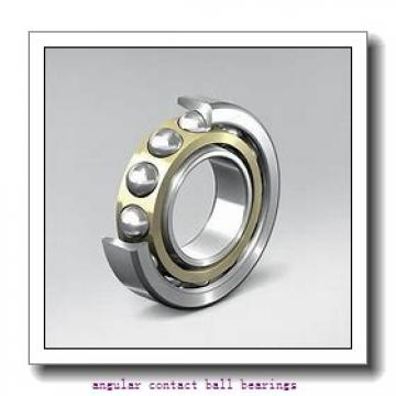 40 mm x 80 mm x 18 mm  SKF S7208 CD/HCP4A angular contact ball bearings
