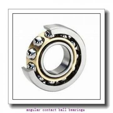 17 mm x 35 mm x 14 mm  FAG 3003-B-TVH angular contact ball bearings