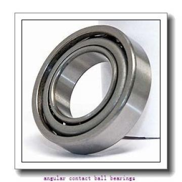 ISO 7016 BDT angular contact ball bearings