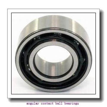 55 mm x 90 mm x 18 mm  SKF S7011 ACB/HCP4A angular contact ball bearings