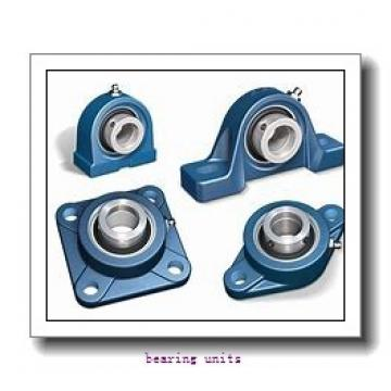 INA RCJ3/4 bearing units