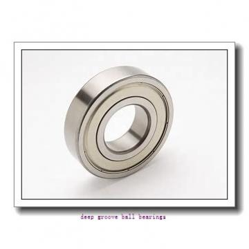 Toyana 618/2,5-2RS deep groove ball bearings
