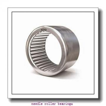 90 mm x 125 mm x 46 mm  ISO NA5918 needle roller bearings