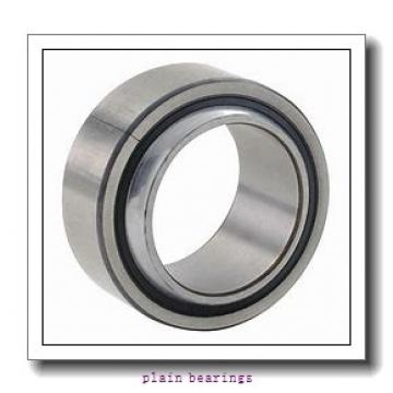 8 mm x 19 mm x 12 mm  INA GAKFL 8 PB plain bearings