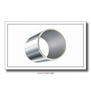 340 mm x 460 mm x 160 mm  LS GEC340HCS plain bearings