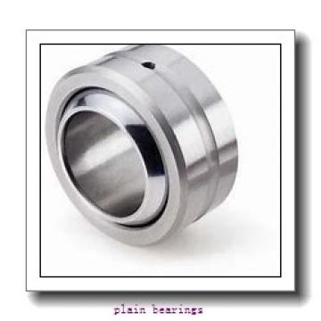 30 mm x 55 mm x 32 mm  ISB GEG 30 ET 2RS plain bearings