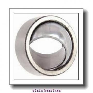 14 mm x 28 mm x 19 mm  ISB TSF 14.1 C plain bearings