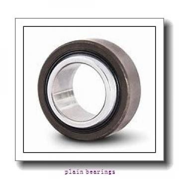 35 mm x 55 mm x 25 mm  INA GAR 35 UK-2RS plain bearings