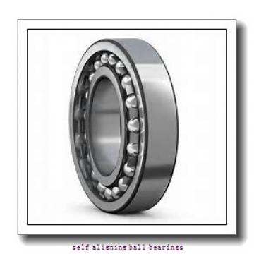 30 mm x 62 mm x 20 mm  KOYO 2206 self aligning ball bearings