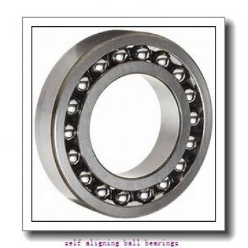 75 mm x 130 mm x 31 mm  ISO 2215 self aligning ball bearings