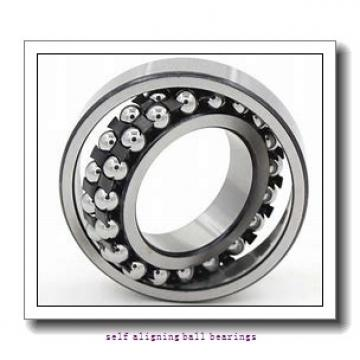 10 mm x 35 mm x 11 mm  ISO 1300 self aligning ball bearings
