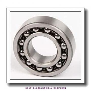 25 mm x 52 mm x 18 mm  FAG 2205-K-2RS-TVH-C3 + H305 self aligning ball bearings