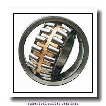 70 mm x 125 mm x 31 mm  ISO 22214 KW33 spherical roller bearings