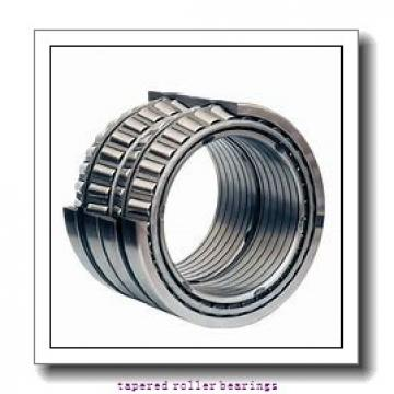 57,15 mm x 100 mm x 26,5 mm  Gamet 113057X/113100P tapered roller bearings
