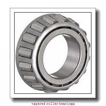 90 mm x 140 mm x 39 mm  ISO 33018 tapered roller bearings