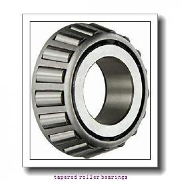 30 mm x 55 mm x 17 mm  Timken X32006X/Y32006X tapered roller bearings