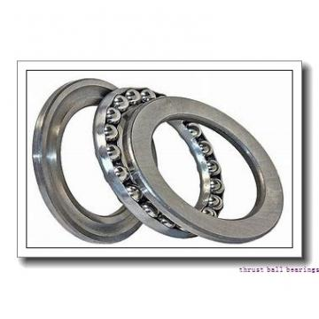 INA DL75 thrust ball bearings