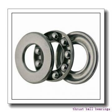 45 mm x 85 mm x 23 mm  SKF NJ 2209 ECPH thrust ball bearings