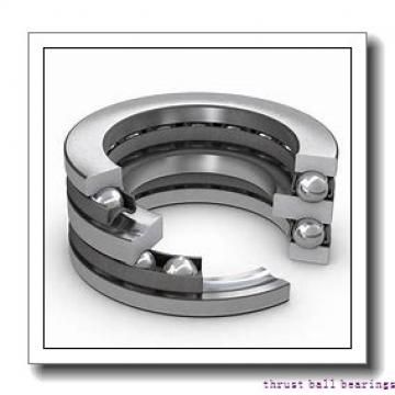 55 mm x 150 mm x 24 mm  ISB 52414 M thrust ball bearings