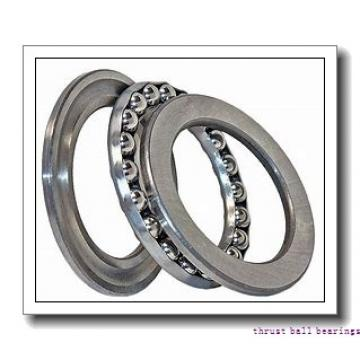 240 mm x 500 mm x 95 mm  SKF NJ 348 MA thrust ball bearings