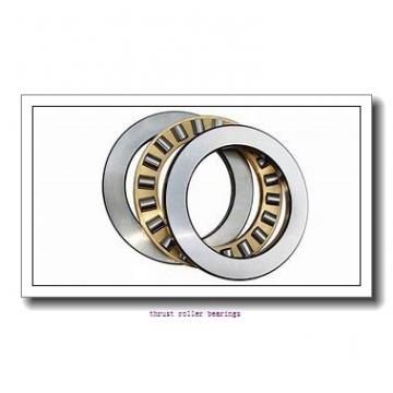 260 mm x 360 mm x 19 mm  NACHI 29252E thrust roller bearings