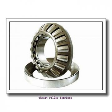 40 mm x 60 mm x 3.5 mm  SKF 81108 TN thrust roller bearings
