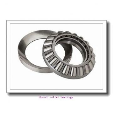INA RWCT38-A thrust roller bearings