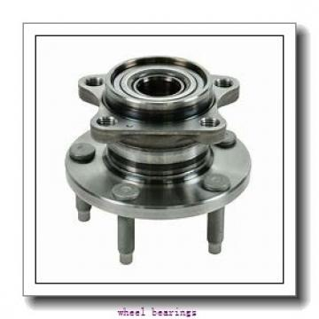 Toyana CX474 wheel bearings