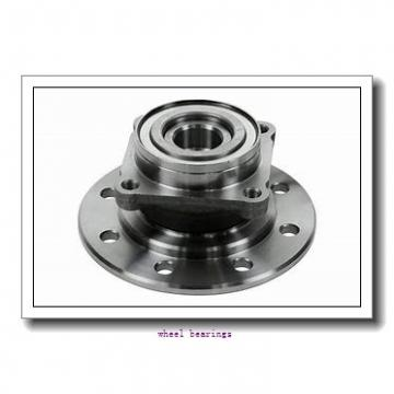 Toyana CX443 wheel bearings