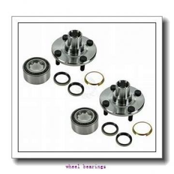 Ruville 5229 wheel bearings