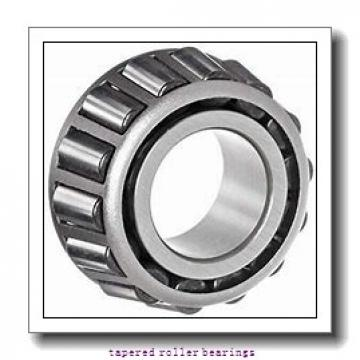 70 mm x 125 mm x 31 mm  NSK HR32214J tapered roller bearings