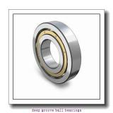7 mm x 11 mm x 3 mm  NTN FL677ZZ deep groove ball bearings