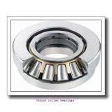 710 mm x 950 mm x 57.5 mm  SKF 812/710 M thrust roller bearings