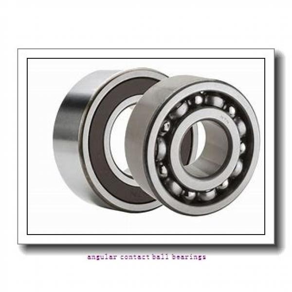 70 mm x 125 mm x 24 mm  SKF S7214 CD/HCP4A angular contact ball bearings #2 image