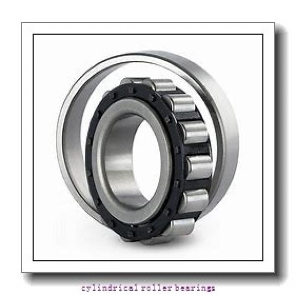 105 mm x 190 mm x 65,1 mm  ISO NU3221 cylindrical roller bearings #1 image