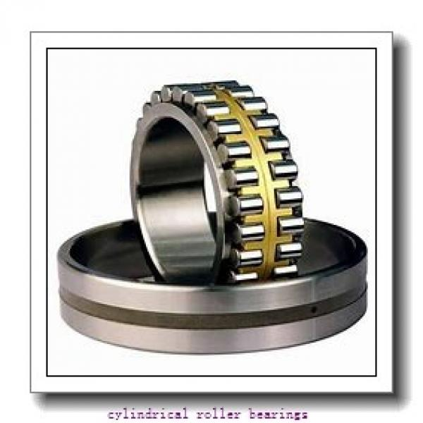 105 mm x 225 mm x 49 mm  NKE NUP321-E-MPA cylindrical roller bearings #1 image