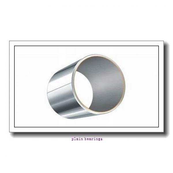 25 mm x 70 mm x 25 mm  NMB HRT25 plain bearings #2 image