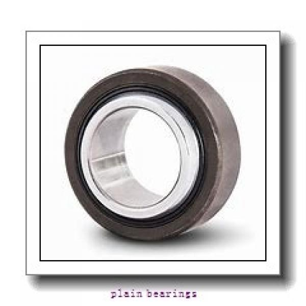 25 mm x 70 mm x 25 mm  NMB HRT25 plain bearings #1 image