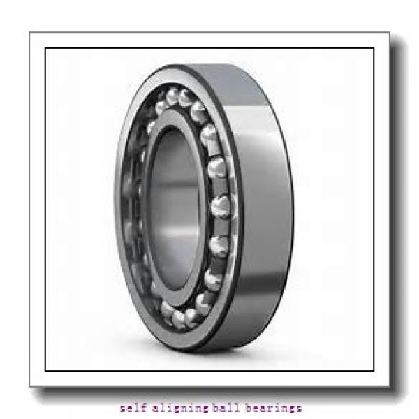 95 mm x 200 mm x 67 mm  ISO 2319 self aligning ball bearings #1 image