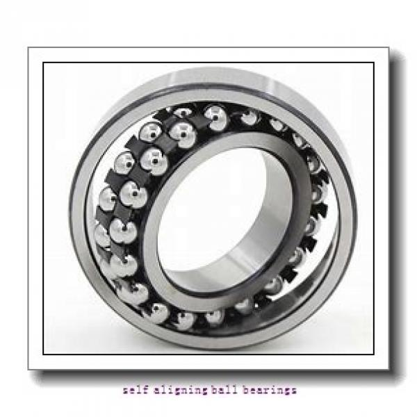 20 mm x 47 mm x 14 mm  NSK 1204 K self aligning ball bearings #3 image