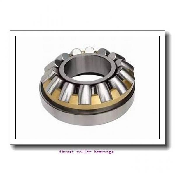 85 mm x 150 mm x 13,5 mm  NBS 89317-M thrust roller bearings #2 image